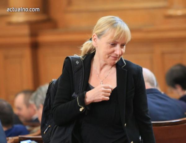 photo of Йончева: Действията на ГЕРБ са схема за сплашване