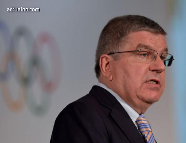 photo of Президентът на МОК заклейми Русия заради допинга