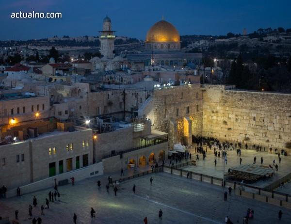 photo of Чехия призна Западен Йерусалим за столица на Израел