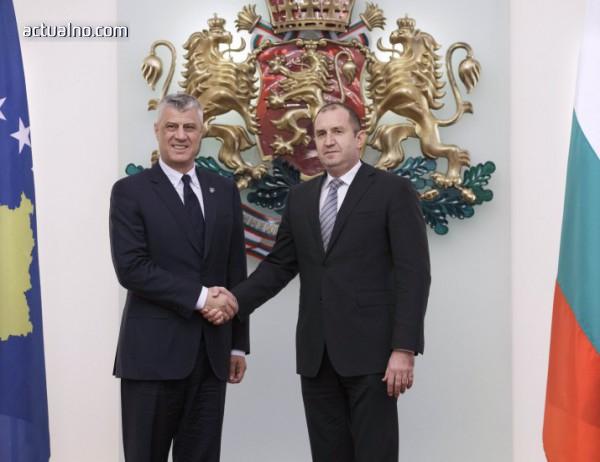 photo of Радев поиска Косово да признае българското малцинство