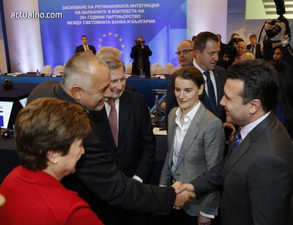 photo of Заев: Да се обединим и да направим съвместими нашите икономики