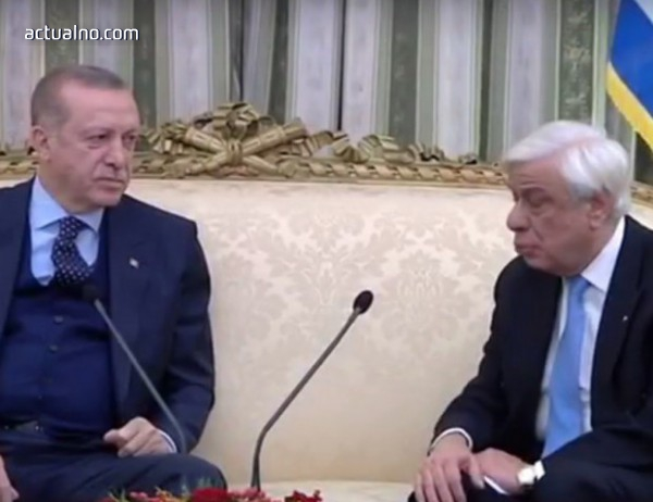 photo of Ердоган и гръцкият президент се скараха заради Лозанския договор