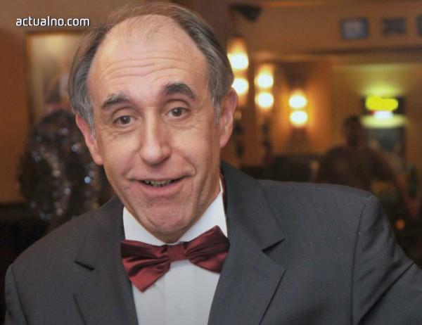 photo of НАТИЗ празнува 70-годишния юбилей на проф. Божидар Манов