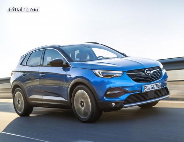 photo of Opel Grandland X: Отгоре Opel, отдолу Peugeot (тест-драйв)