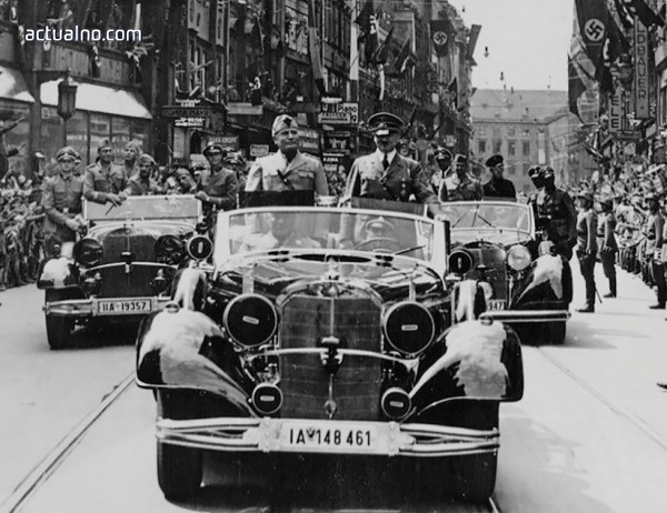 photo of Продават на търг парадния Mercedes на Хитлер