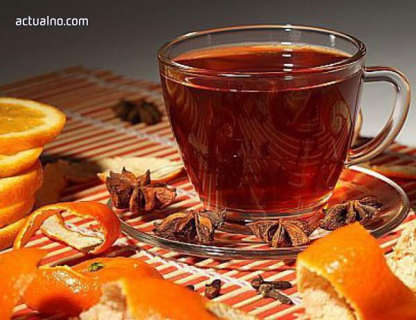 photo of Облекчете кашлицата с портокалова кора