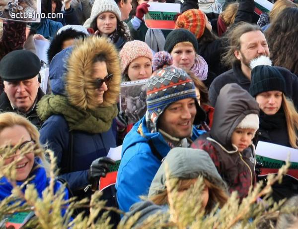photo of Протест в защита на кмета на Септември блокира главeн път