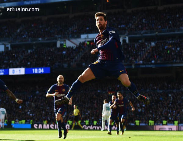photo of Барселона срази Реал Мадрид и капарира титлата