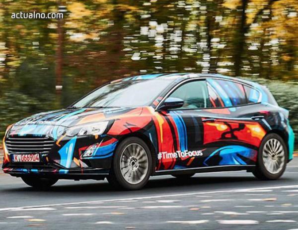 photo of Ford показа новия си Focus