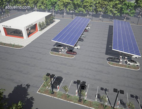 photo of Tesla постави още един рекорд през 2017 г.