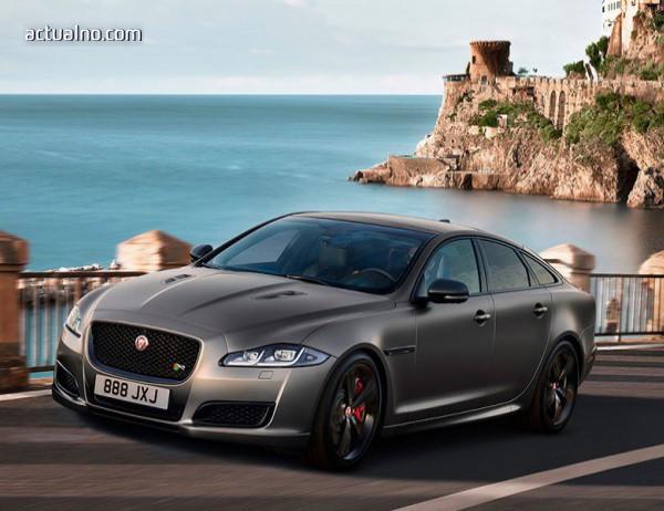 photo of Новият флагман на Jaguar ще е готов през 2019 г.