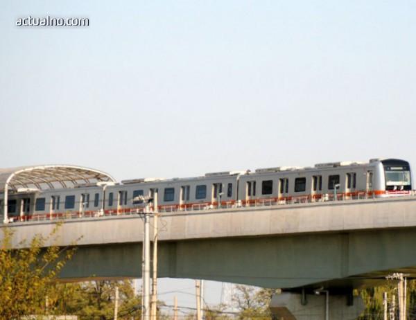 photo of В Пекин вече работи линия на метрото с безпилотни влакове