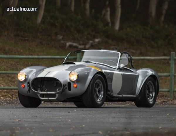 photo of Оригинална Cobra се продава за повече от 2 млн. долара