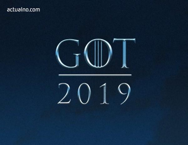 """photo of Официално: """"Игра на тронове"""" се завръща през 2019-а"""