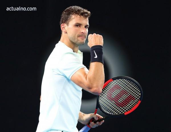photo of Стана ясно кога е полуфиналът на Григор Димитров в Бризбън
