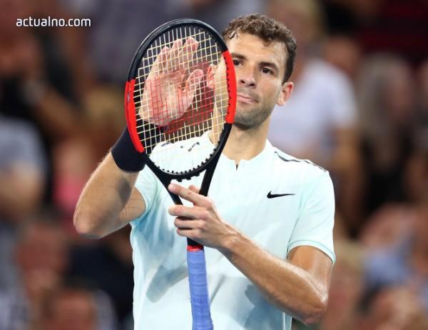 photo of Ясен е жребият на Григор Димитров за Australian Open