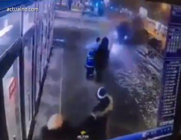 photo of Две жени и дете се спасяват по чудо от връхлитащ джип (ВИДЕО)