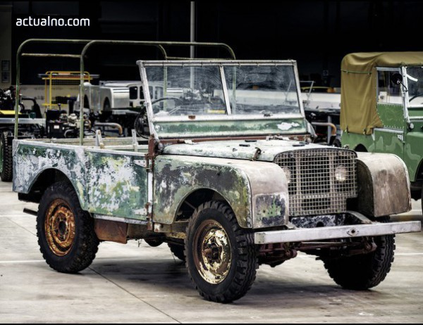 photo of Land Rover връща към живота оригиналния Defender