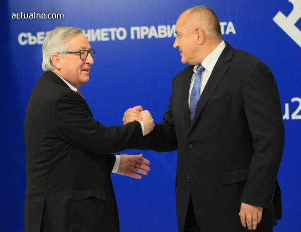 photo of Юнкер: България не е напреднала достатъчно, за да влезе в еврозоната