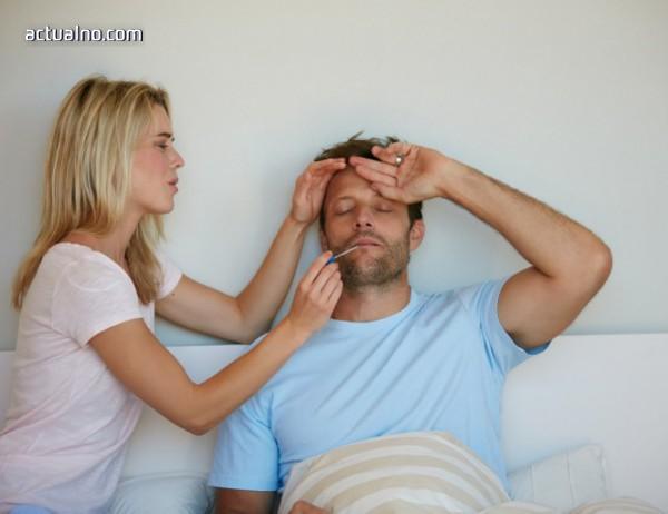 photo of Защо мъжете карат по-тежко простудата?