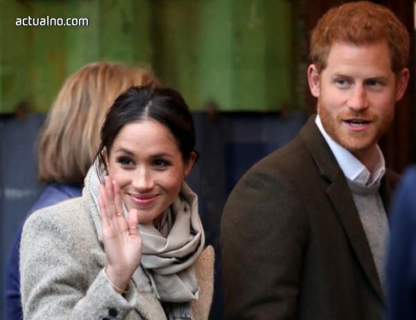 photo of Принц Хари и Меган Маркъл са в трескава подготовка за сватбата си