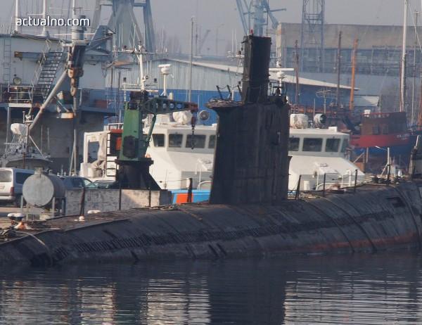 photo of Последната ни подводница безславно гние на варненското пристанище