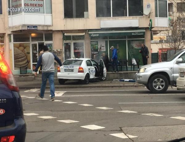 photo of Полицаи са ранени при катастрофа на патрулка с друг кола в София