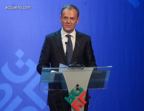 photo of Кой написа речта на Туск за откриването на председателството?