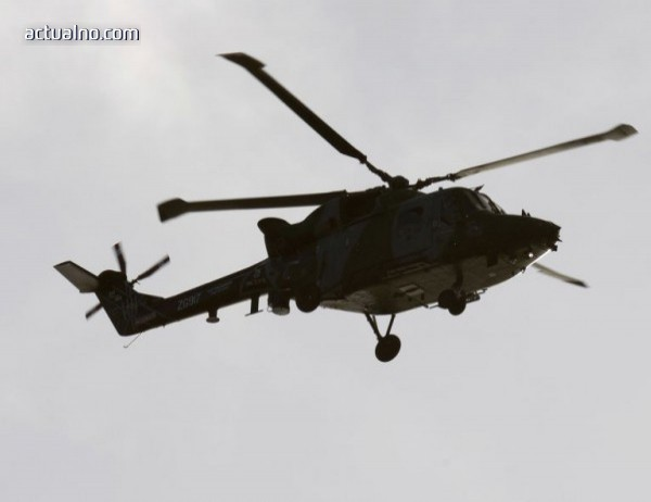 photo of Хеликоптер ще следи трафика към морето