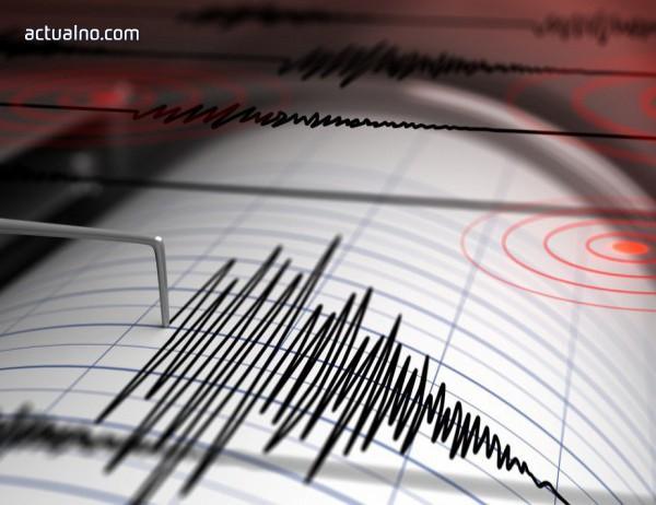 photo of Слабо земетресение край Чирпан
