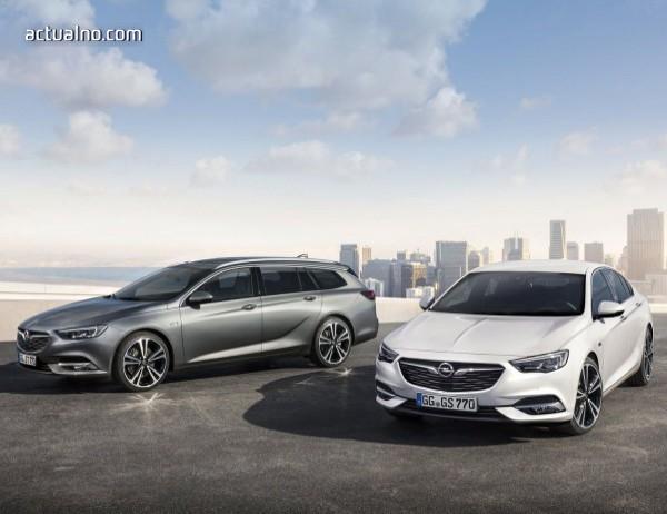 photo of Opel се похвали с голям интерес към новата Insignia