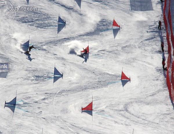 photo of Спасиха сноубордист, затрупан от лавина в Банско