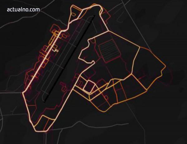 photo of Фитнес гривни издават военни бази по цял свят