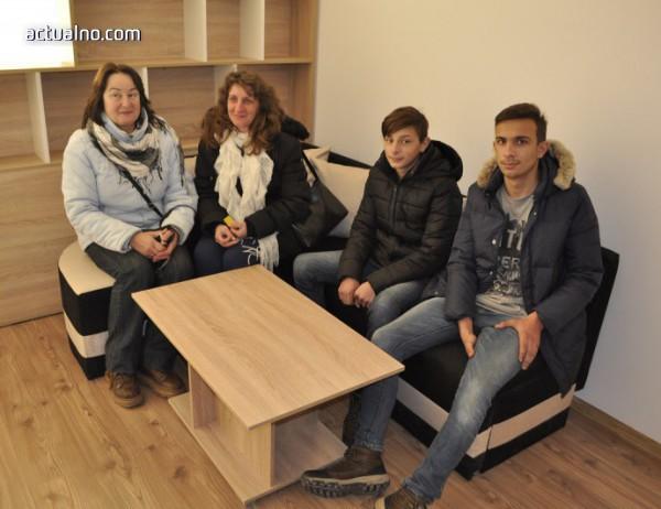 photo of Община Бургас даде подслон на семейство, останало без жилище след пожар