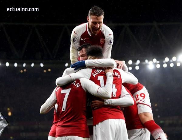 photo of Арсенал изхвърли Милан и е на 1/4-финал в Лига Европа (ВИДЕО)