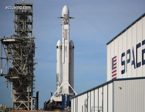 photo of SpaceX не успя при първия опит да изстреля телескопа, с който ще се търсят нови планети като Земята