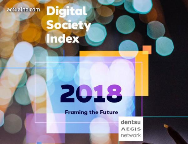photo of Dentsu Aegis Network създаде Индекс на влиянието на дигиталната икономика върху обществото