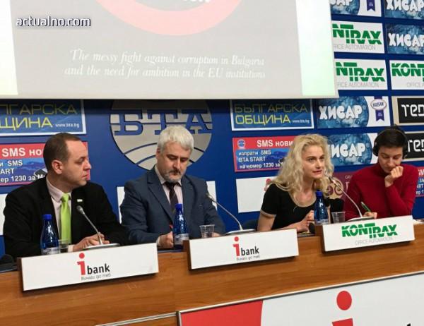photo of Ска Келер: Корупцията е общ проблем, не целим само България с него