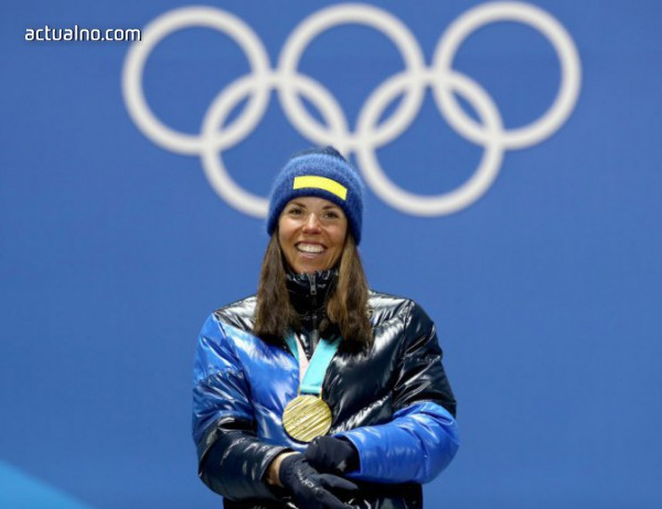 photo of Шведка се окичи с първото олимпийско злато в Пьонгчанг