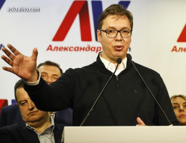 photo of Вучич допуска обръщане към арбитражен съд заради граничния спор с Хърватия