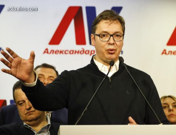 photo of Вучич след преговорите с Тачи: Не искам да разговарям с него