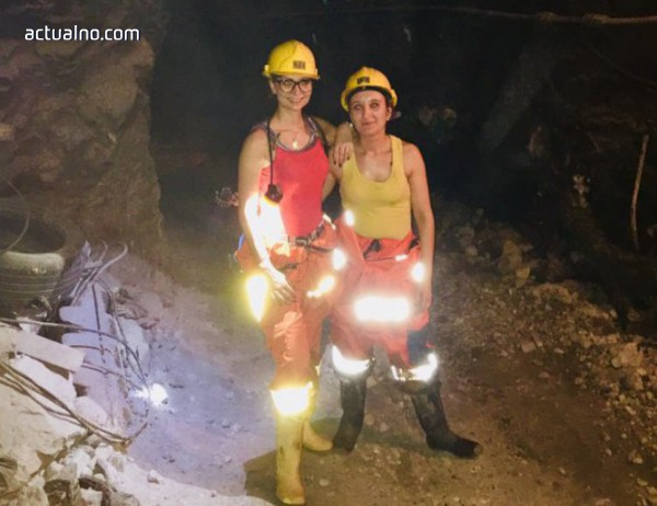 "photo of Геолог и маркшайдер – принцеси в подземното царство на ""Горубсо"""