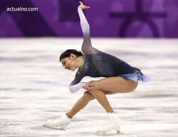 photo of Изпълнението, което постави световен рекорд на Олимпиадата (ВИДЕО)