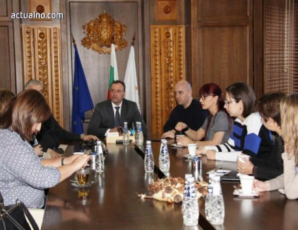 photo of Кметът на Банско Георги Икономов се срещна с народни представители