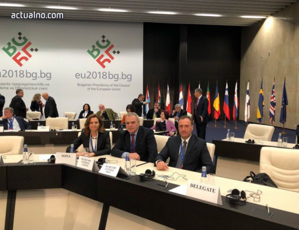 photo of Кметът на Банско се срещна с министрите на туризма на държавите от ЕС