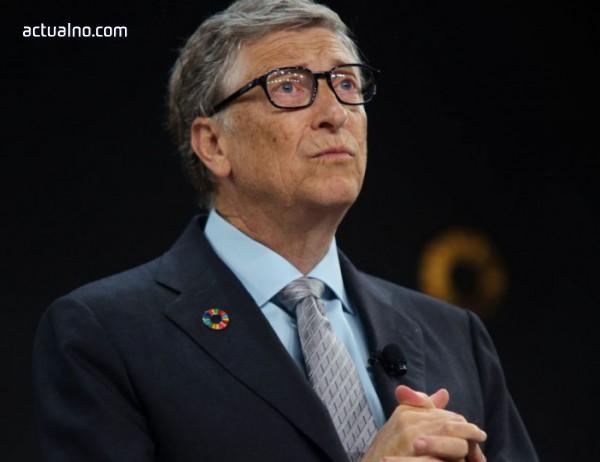photo of Бил Гейтс дава 12 млн. долара за универсална ваксина срещу грип