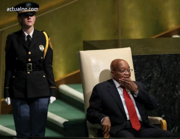 photo of Южноафриканският президент подаде оставка след корупционен скандал