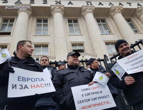 photo of Синдикатът на служителите в затворите иска среща с Борисов