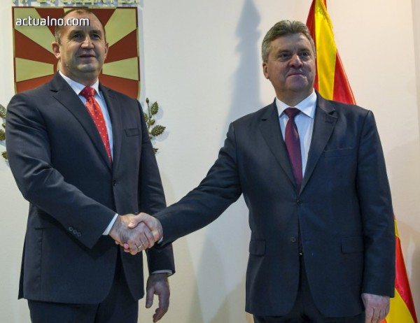 photo of Македонският президент идва в България след като отказа споразумението за името с Гърция