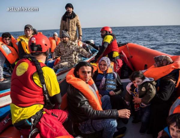 """photo of """"Амнести интернешънъл"""": Европейските политики имат вина за смъртта на над 700 мигранти"""